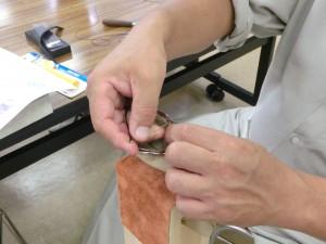 基礎からつくる革小物2