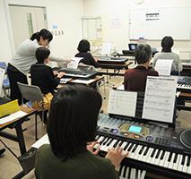 中高年から始めるらくらくピアノ