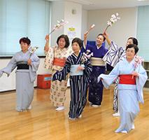 日本舞踊を楽しむ(初級)